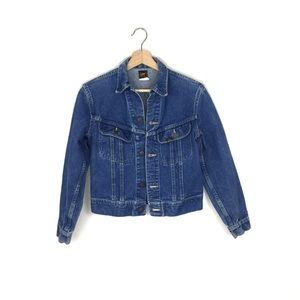Lee Denim Jean Jacket | Size 16 / Women's Small